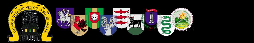 Utenos regiono vietos veiklos grupė Logo